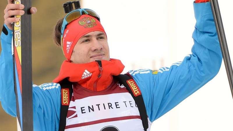 Латыпов завоевал серебро в гонке преследования на чемпионате мира