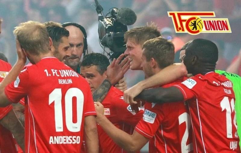«Унион» добыл историческую победу в Бундеслиге