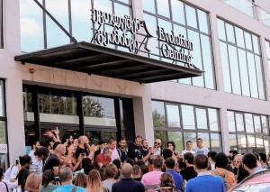В Грузии началась забастовка сотрудников онлайн-казино