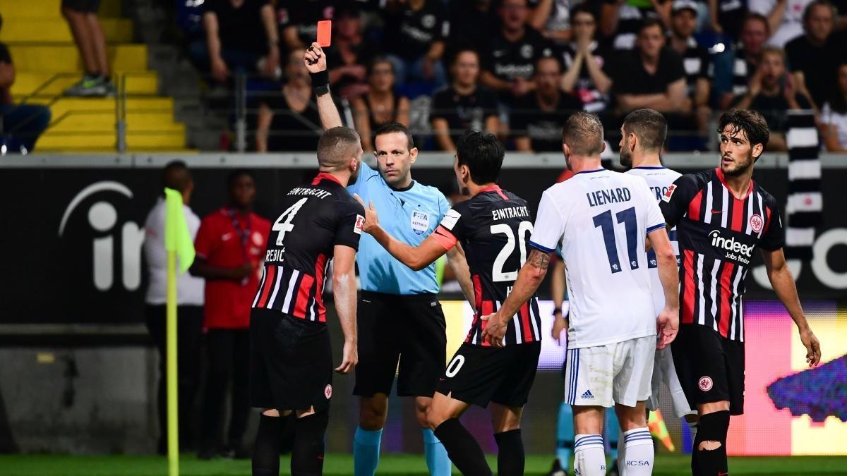УЕФА дисквалифицировал Ребича на пять матчей