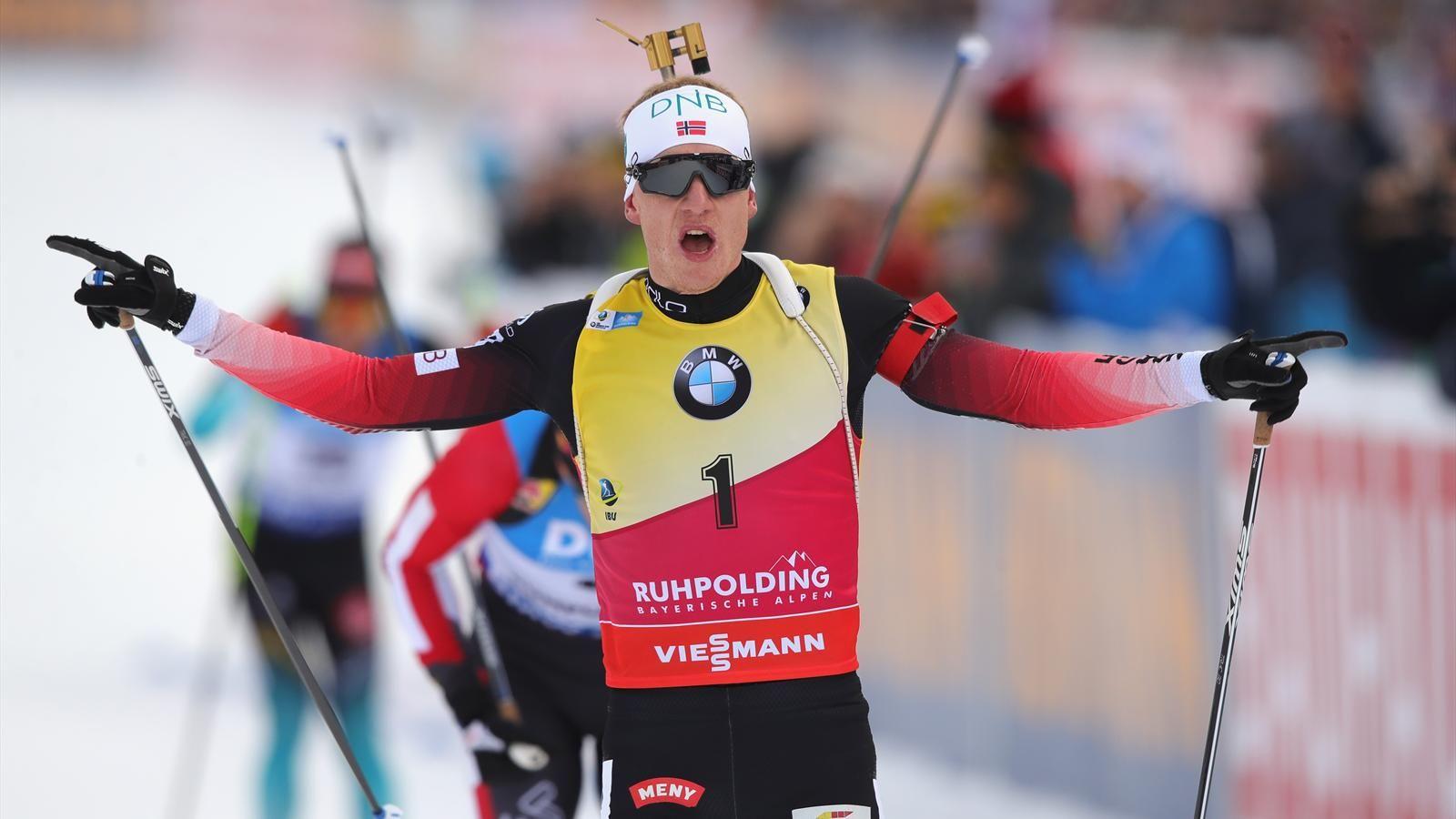 Олимпийский чемпион по биатлону Йоханнес Бе заработал в прошлом сезоне на Кубке мира почти €500 тысяч