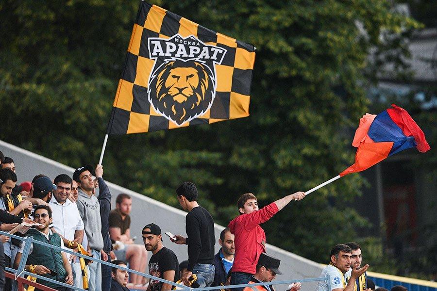 Перезапуск «Арарата». Возрожденный в Москве бренд футбольной Армении замахнулся на ФНЛ