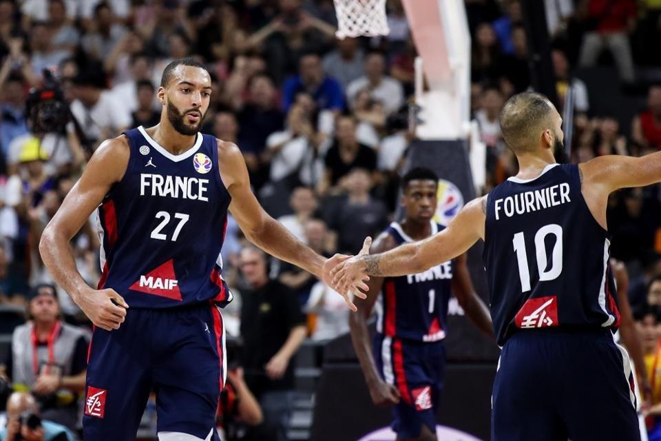 Сборная Франции по баскетболу