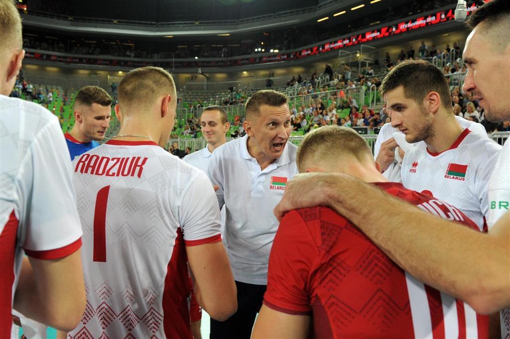 Мужская сборная Беларуси по волейболу