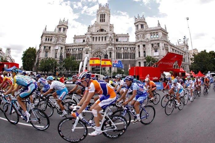Призовой фонд велогонки «Вуэльта» составляет более €1 млн