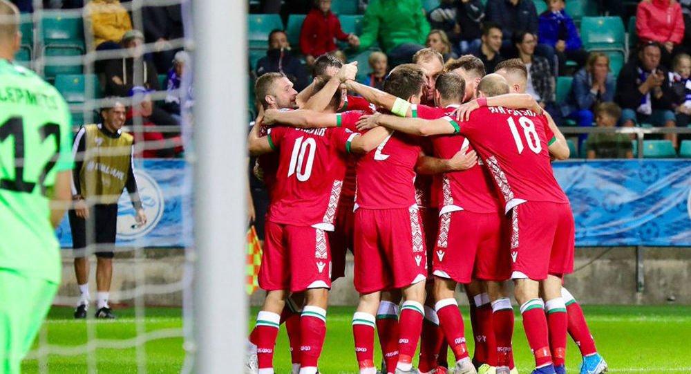 Сборная Белоруссии по футболу