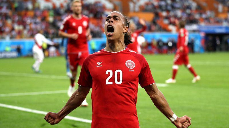 Дания одолела Швейцарию