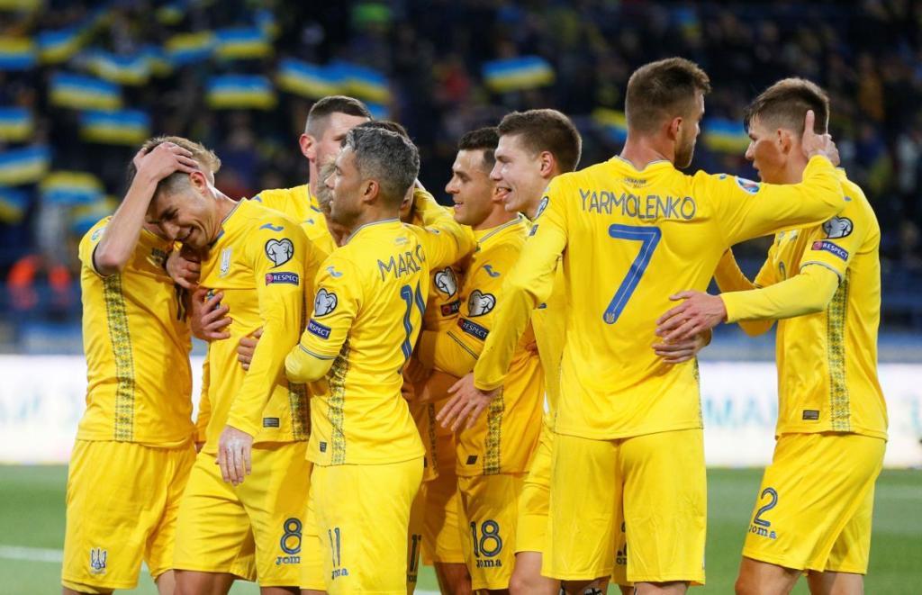 Украина - Эстония 14 ноября прямой эфир