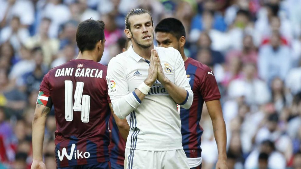 «Эйбар» – «Реал»