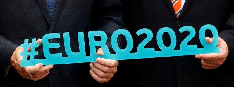 Представлен официальный мяч Евро-2020. Фото