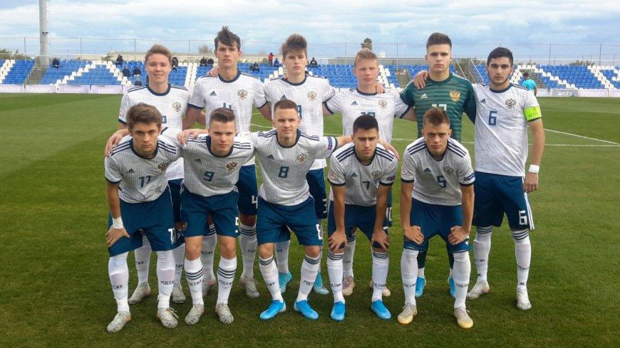 Сборная России U19: соперники по первому отборочному раунду Евро-2021