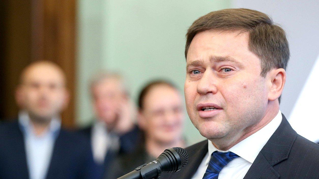 Сергей Кривоносов