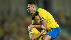 Сборная Бразилии по футболу разгромила Аргентину и вышла на Олимпиаду - 2020