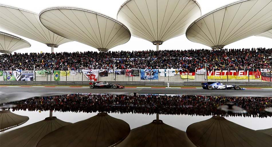Формула-1. Гран-при Китая отменен из-за вспышки коронавируса