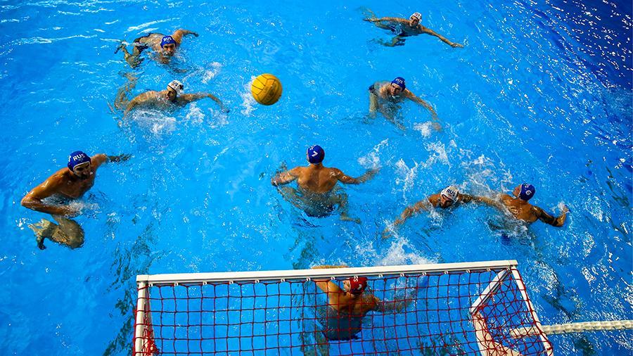 Водное поло. Мужская сборная России сыграет с Хорватией и Нидерландами в квалификации ОИ-2020
