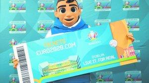 УЕФА открыл продажу билетов на дополнительные матчи  Евро-2020 в Петербурге