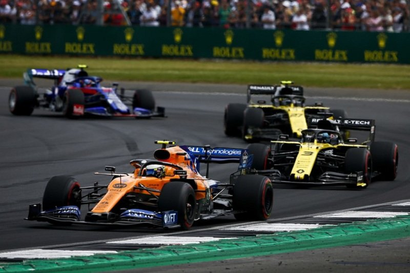 Первый этап нового сезона Формулы-1 Гран-при Австралии не состоится