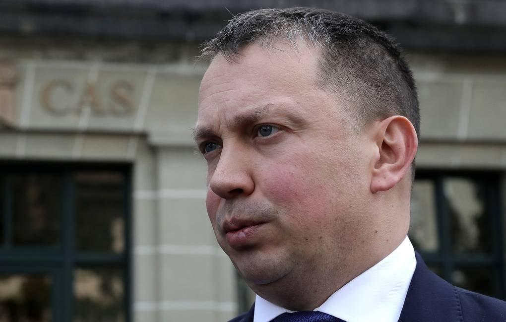 Адвокат российских биатлонисток Алексей Панич