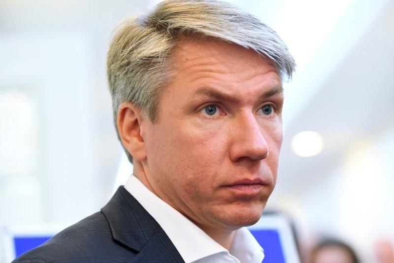 Член исполкома УЕФА и глава оргкомитета Евро-2020 в Санкт-Петербурге Алексей Сорокин
