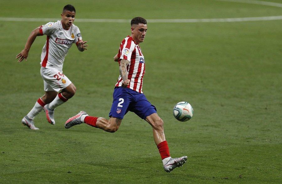 «Атлетико» разгромил «Мальорку» в матче Примеры