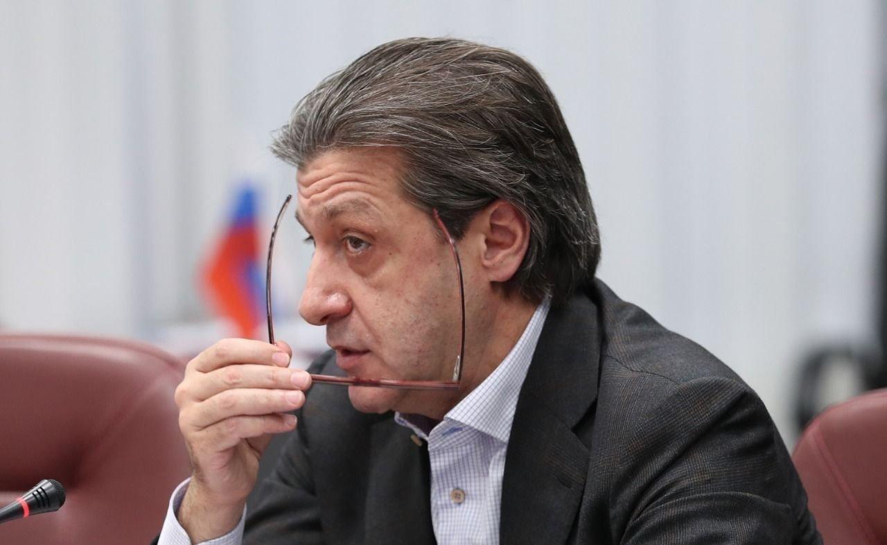 Глава судейского комитета РФС Ашот Хачатурянц