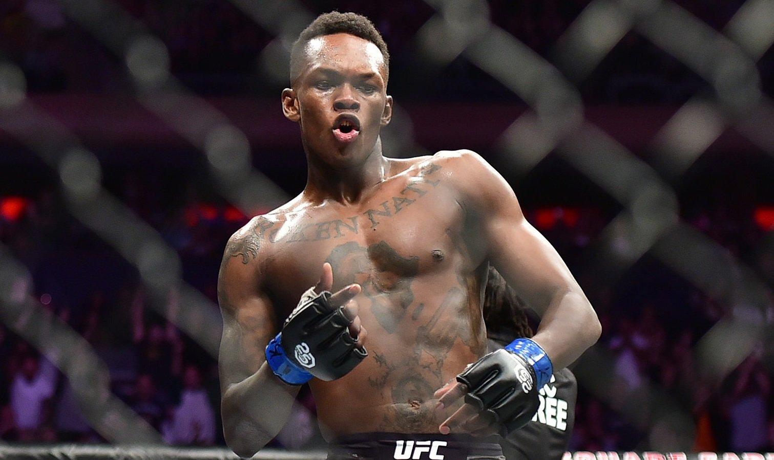 Букмекеры: Исраэль Адесанья нокаутирует Пауло Косту на UFC 253