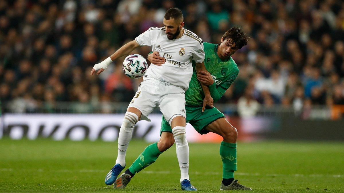 «Реал Сосьедад» — «Реал Мадрид»: какие ставки предлагают наши букмекеры