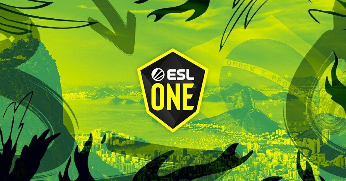 ESL One Rio официально отменен
