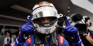 Лоусон выиграл первую гонку Формулы-2, Шварцман — четвертый