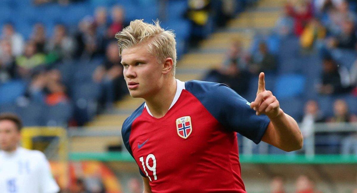 Хет-трик Холанда принес Норвегии победу над Румынией