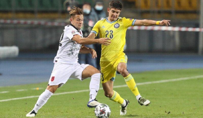 В игре Казахстан - Албания голов забито не было