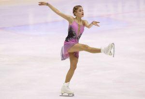 Алена Косторная отреагировала на российский подиум на чемпионате мира