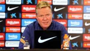 ESPN: «Барселона» планирует уволить Кумана