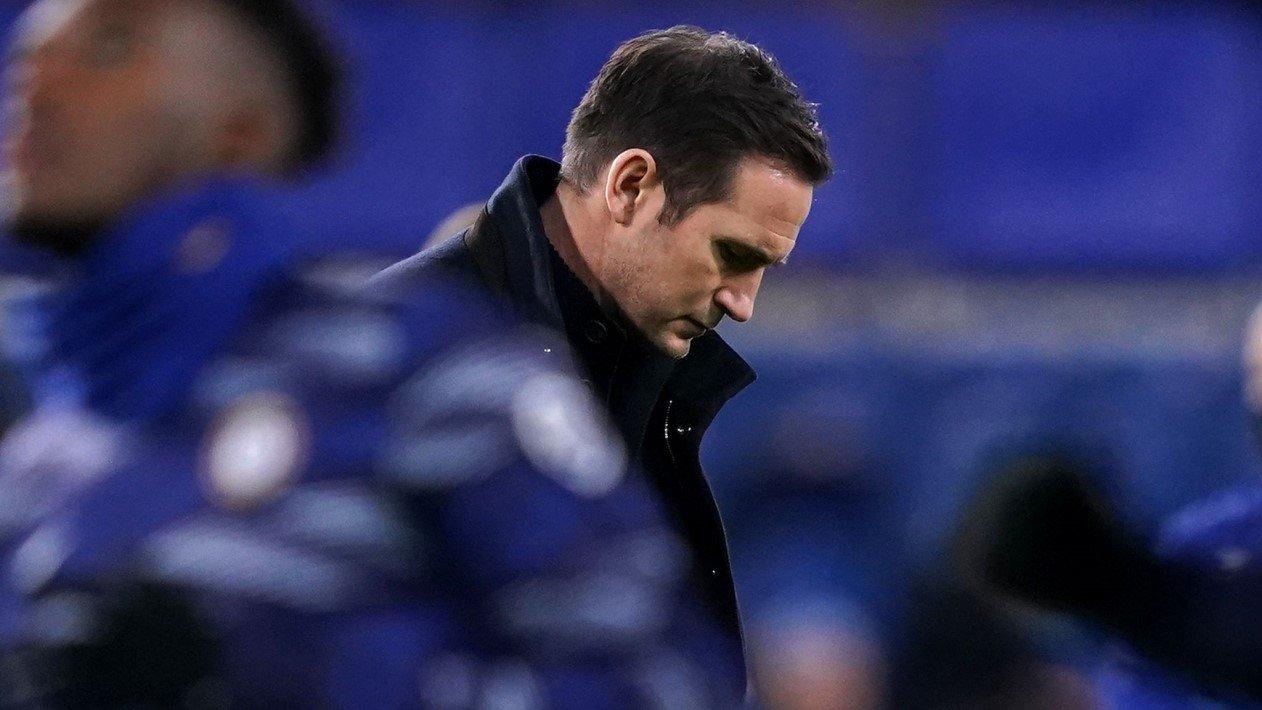 «Челси» уволил Лэмпарда. Икона клуба за год потерял всех союзников