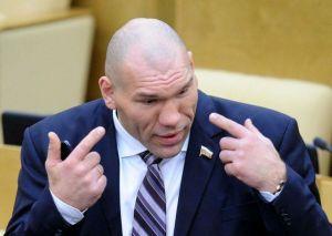 Николай Валуев: Беларусь теперь в той же мере ощущает, что в большой спорт пришла политика