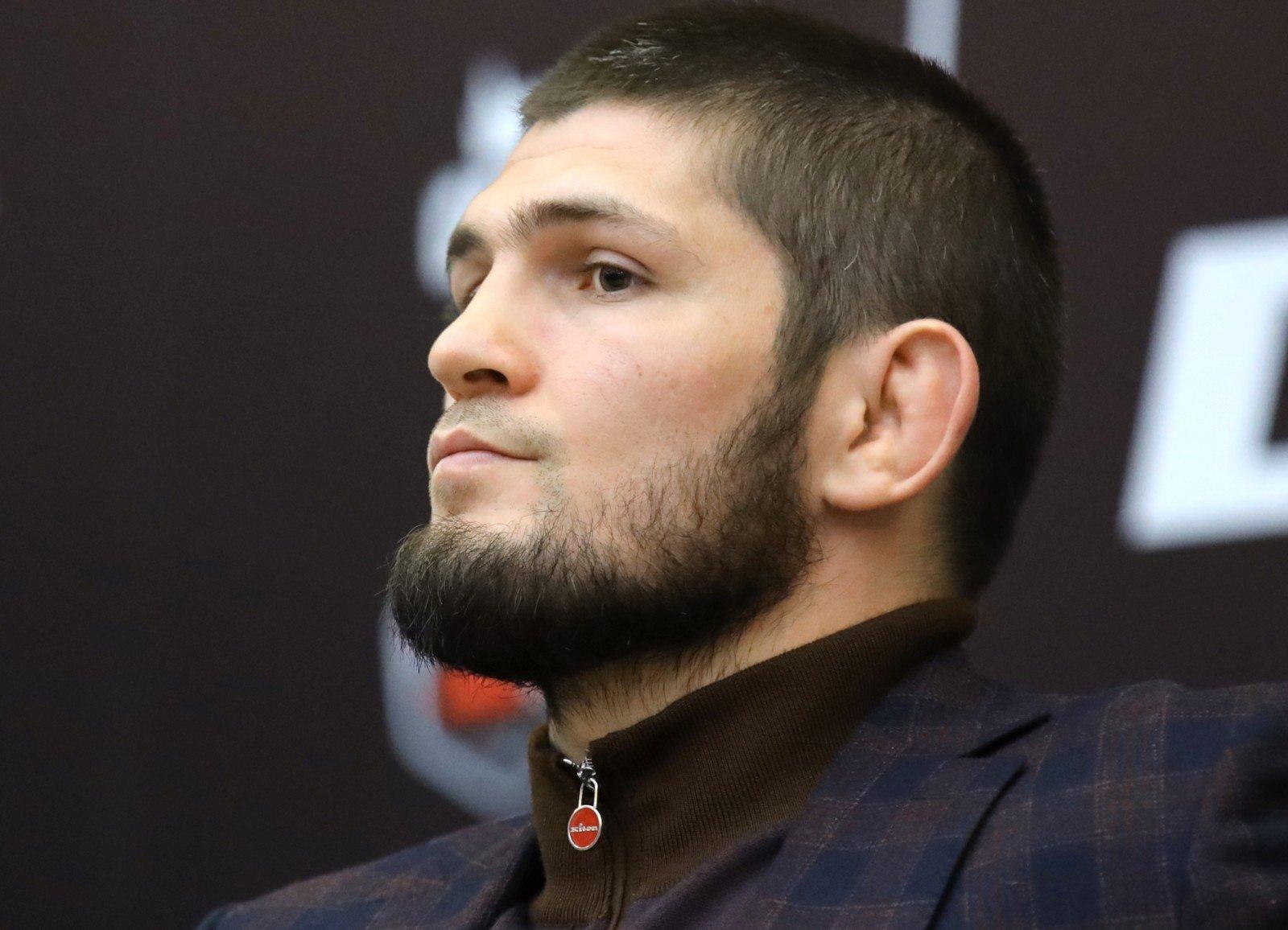 Букмекеры оценили шансы Хабиба провести бой в UFC до конца 2021 года