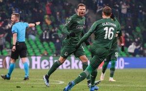 «Краснодар» объявил об уходе трех футболистов по окончании сезона