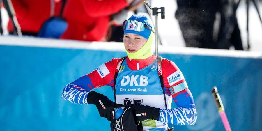 Женская сборная России по биатлону лишилась максимальной квоты на Кубке мира