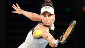 Кудерметова впервые в карьере поднялась на 28-е место в рейтинге WTA