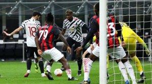 Гол Погба принес «Манчестер Юнайтед» путевку в четвертьфинал Лиги Европы