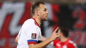Артем Дзюба: На Евро-2020 сборная России будет биться с любыми соперниками