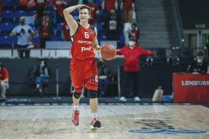 Игрок ПБК «Локомотив-Кубань»: Никто не опустил голову после поражения от УНИКСа в первой игре