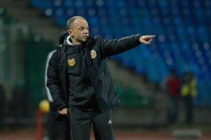 Дмитрий Парфенов: Задача номер один — сохранить команду