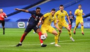 Франция - Украина: стартовые составы на матч отбора на ЧМ-2022