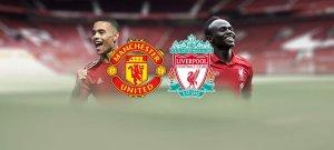 «Манчестер Юнайтед» – «Ливерпуль». Прогнозы, ставки и коэффициенты букмекеров. В матче будет забито не менее трех мячей