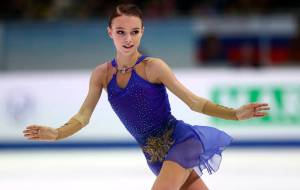Анна Щербакова: Все задуманное получилось. Хочу принести максимум своей команде