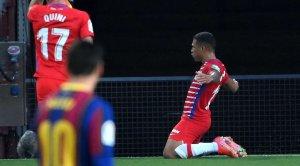 «Барселона» сенсационно проиграла «Гранаде» и упустила шанс возглавить турнирную таблицу Примеры