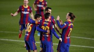 Дубль Месси помог «Барселоне» разгромить «Хетафе»
