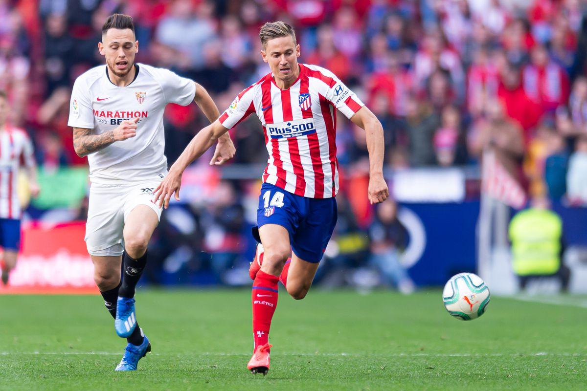 «Атлетико» Мадрид не проиграет «Севилье»? Клиент «Фонбет» поставил на это ₽600 тыс.