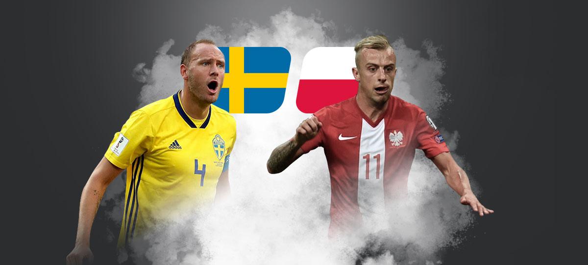 Швеция – Польша: прогнозы, ставки и коэффициенты букмекеров на матч чемпионата Европы 23 июня 2021 года